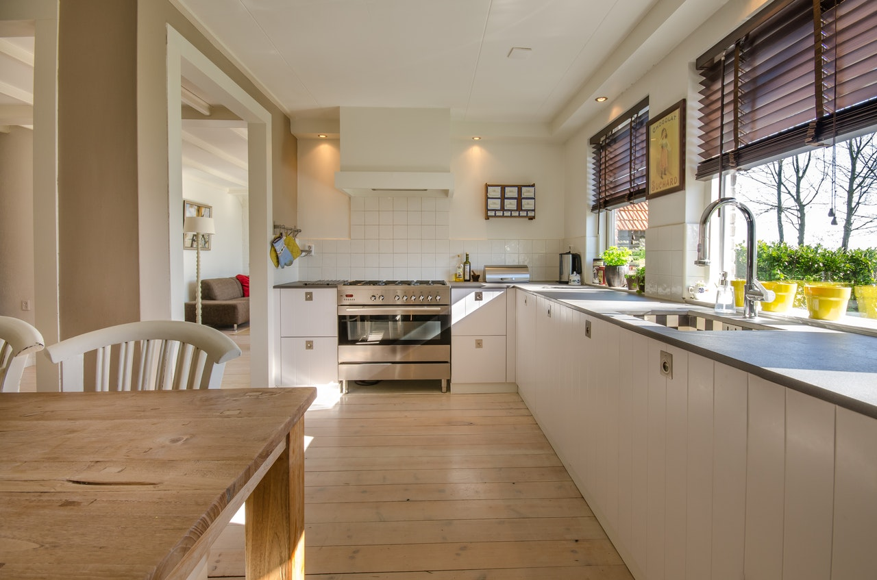 kitchen oxfordshire