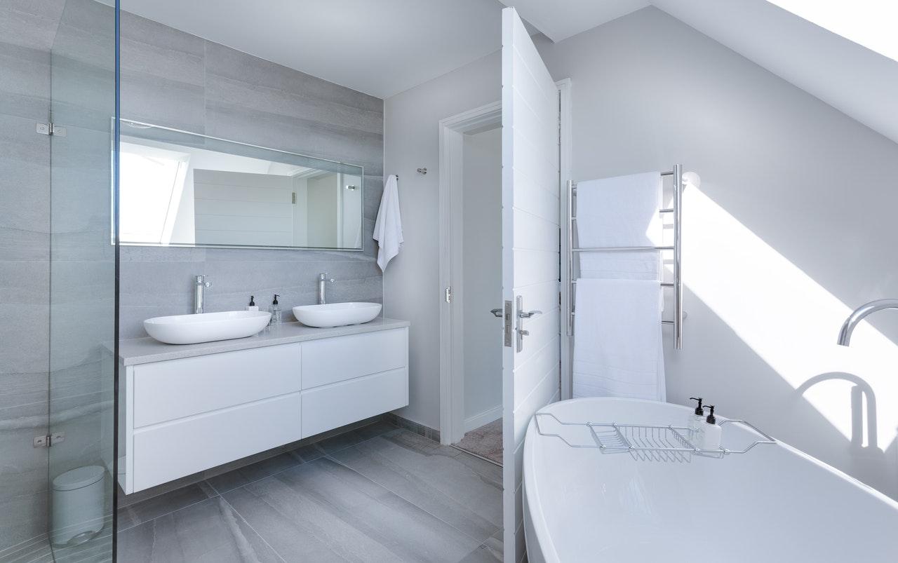 bathroom design and installation in Oxfordshire
